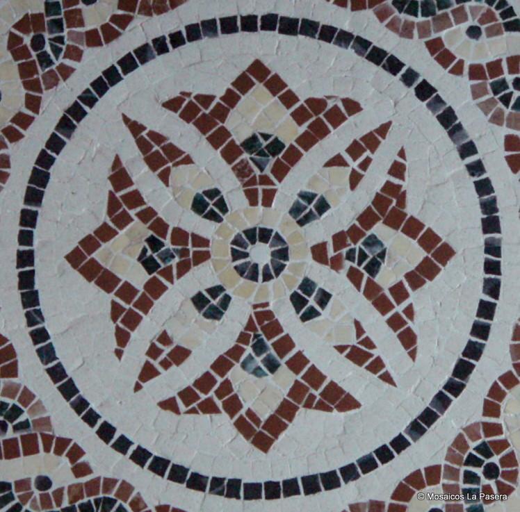 Dise o de mosaicos 2 mosaicos la pasera - Como pintar mosaicos ...